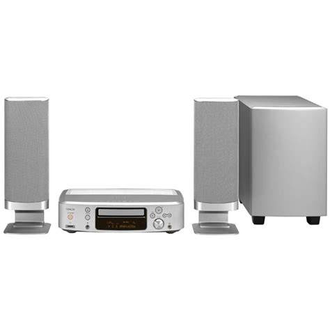 denon s 101 dvd home cinema system 2 1 ex demo