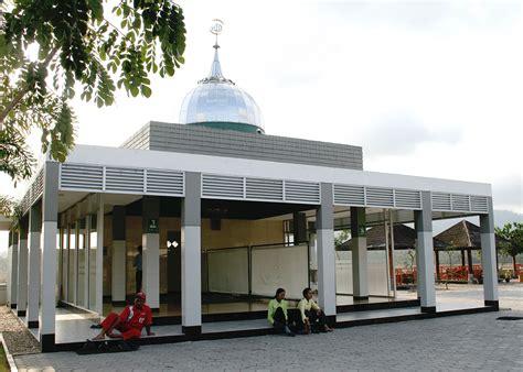 desain musholla mini rumah minimalis