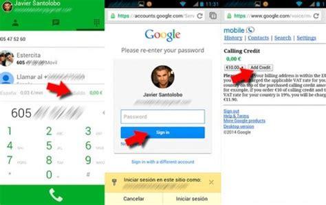 tutorial hangouts android tutorial para realizar llamadas gratuitas o a bajo coste