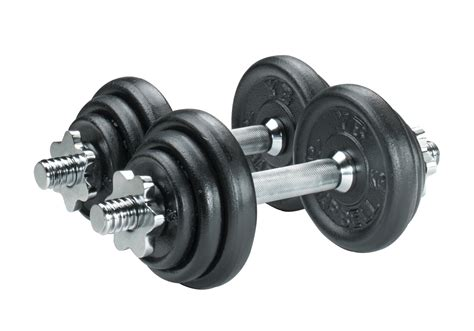 Dumbell Kettler 2 Set 20 Kg sports equipment our garrage