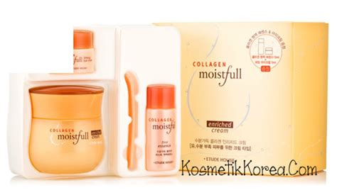 Harga Etude House Moistfull Collagen jual etude house moistfull collagen set rp