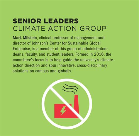 Johnson Mba Academic Calendar by Spotlight On Business Sustainability In The Cornell