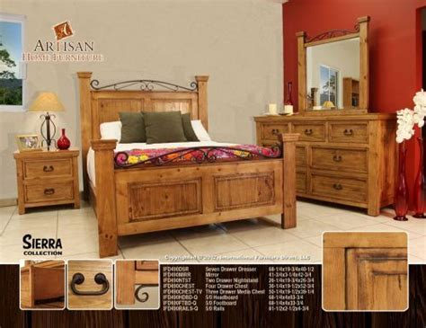 southwest bedroom furniture rustic southwest bedroom furniture set bedrooms
