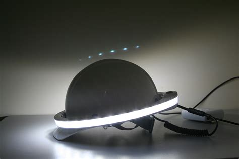 hats with lights on them the halo light from illumagear combines functionality and