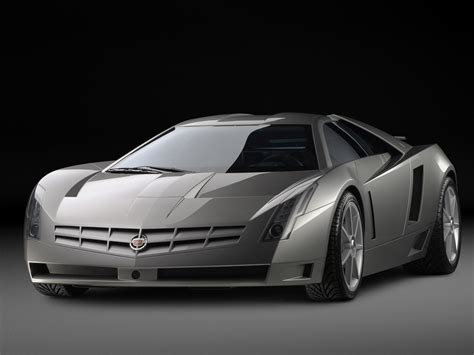 Two Cadillacs Cadillac Considering Two Seater Halo Sports Car Lsx