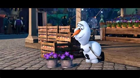 film frozen ke 3 frozen olaf sven carrot scene youtube