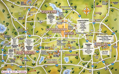 map fort worth texas area map of dallas fort worth area pictures to pin on pinsdaddy