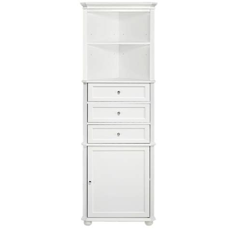 home decorators collection cabinets home decorators collection clinton 24 in w linen cabinet