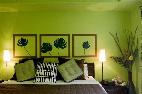 lime green room decor lime green bedroom with wall painting decor bedrooms