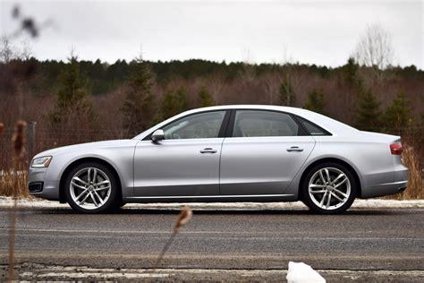Audi A8 Tdi Quattro by 2015 Audi A8 L Tdi Quattro Autos Ca