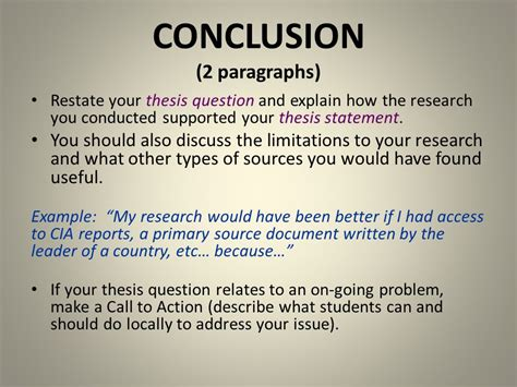 writing a conclusion for a research paper how to write term paper conclusion