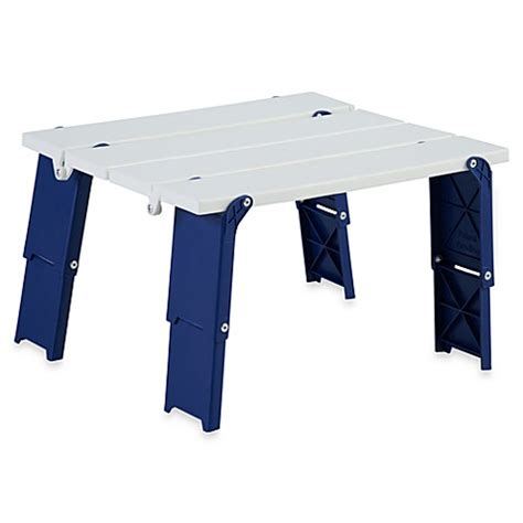compact folding table buy compact folding table from bed bath beyond