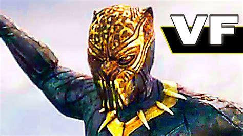 film marvel bande annonce vf black panther nouvelle bande annonce vf superh 233 ros marvel