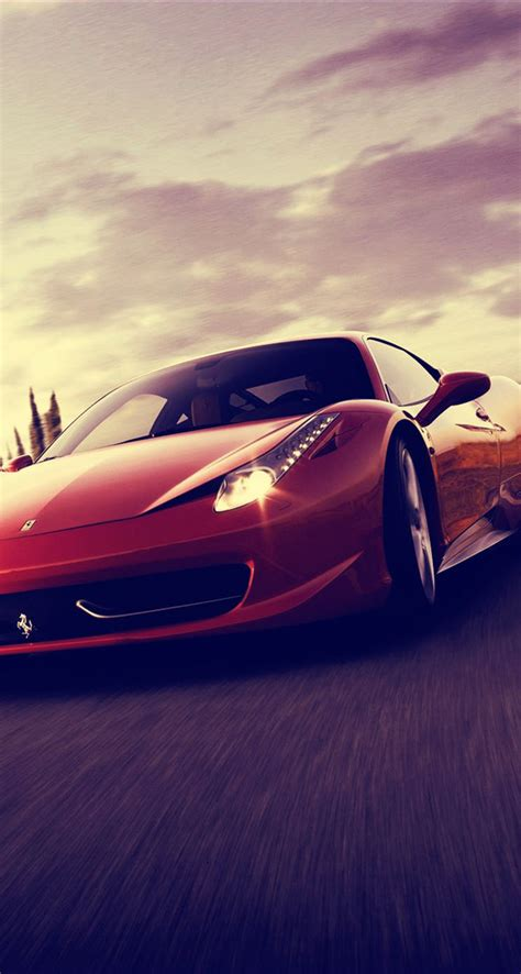 wallpaper for iphone cars ferrari 458 spider sports car the iphone wallpapers
