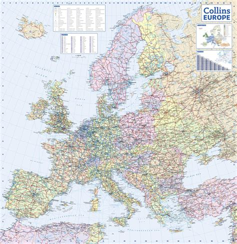 road map of europe road map of europe all world maps