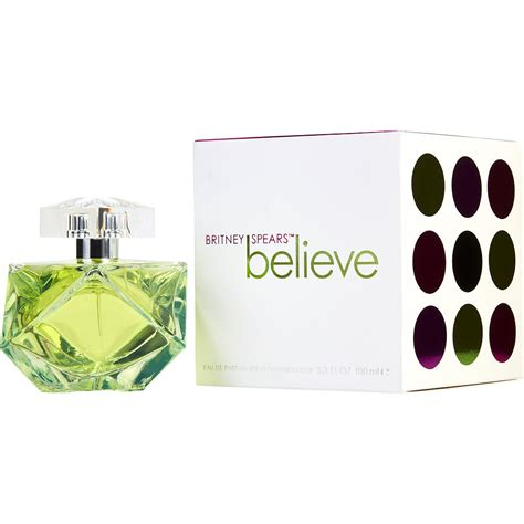 Britneys Newest Advert For Fragrance Believe by Believe Eau De Parfum Fragrancenet 174