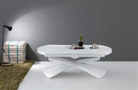 tavoli regolabili in altezza e allungabili tavolino multifunzionale pieghevole per soggiorno idfdesign