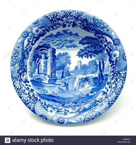 willow pattern en francais spode copeland willow pattern pottery bowl dish stock