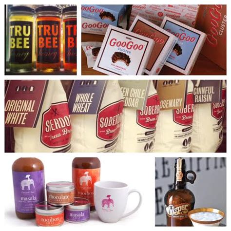 The Local Gift Idea List: Food and Drink Products Made in