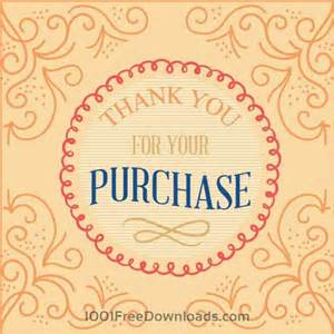 thank you for purchasing our product template thank you for your purchase at vectorportal