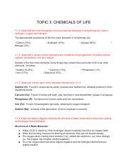 Review Packet Unit 3 Answer Key Ib Biology Hl Review