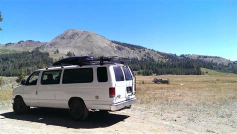Fold Out Bench Seat Campervan Tour Long Version Doovi