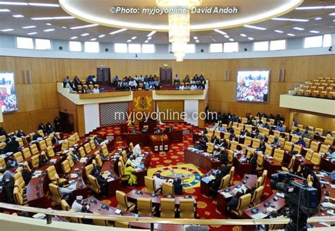 Mp Gana | china chair in ghana s parliament nearly downs mp