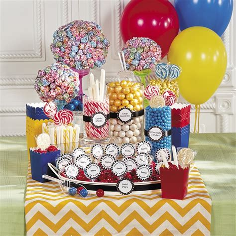 33 best images about candy buffet ideas on pinterest