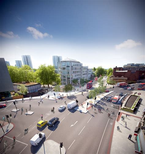swiss cottage your say on proposals for cycle superhighway route 11