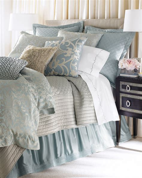 horchow bedding lili alessandra quot jackie quot bed linens sheet and pillowcase