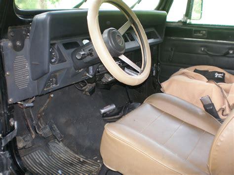 1994 Jeep Interior 1994 Jeep Wrangler Interior Pictures Cargurus