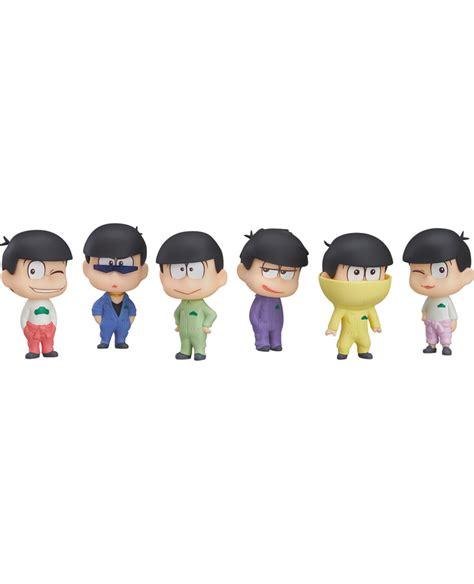 Osomatsu San Mini Figure osomatsu san mini figures overall ver goodsmile global