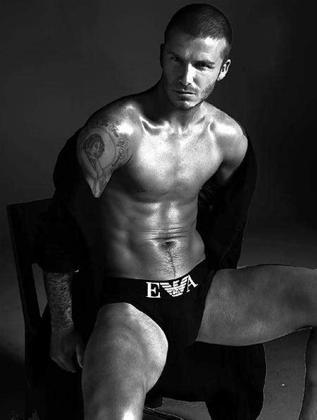 David Beckhams Armani Ad Revealed by Testosteloka David Beckham
