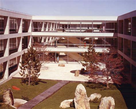 Garden Of Headquarters Ibm100 Design Is Business