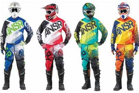 answer motocross gear dirt bike mx apparel jerseys socks undergear