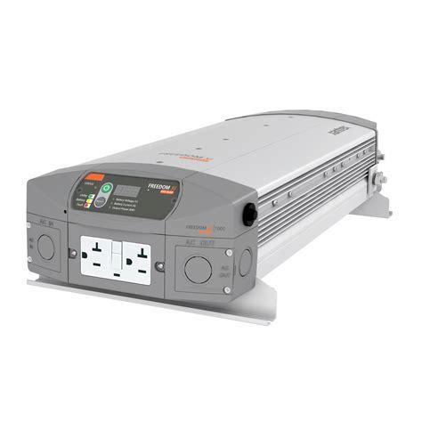 1000 watt inverter charger xantrex freedom xi power inverter ac dc marine inc