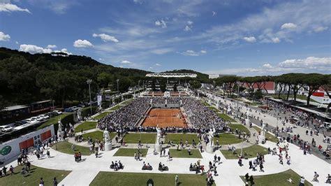 nuova via bissolati roma semifinali e finale internazionali tennis roma 2016 date