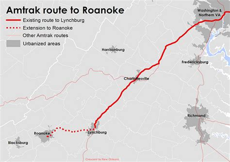 maryland amtrak map in 4 years ride amtrak to roanoke greater greater