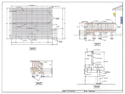 Deck 13 Patio Design Plans Free