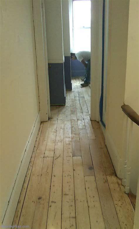 refinishing 100 yr old white pine floor subfloor paint