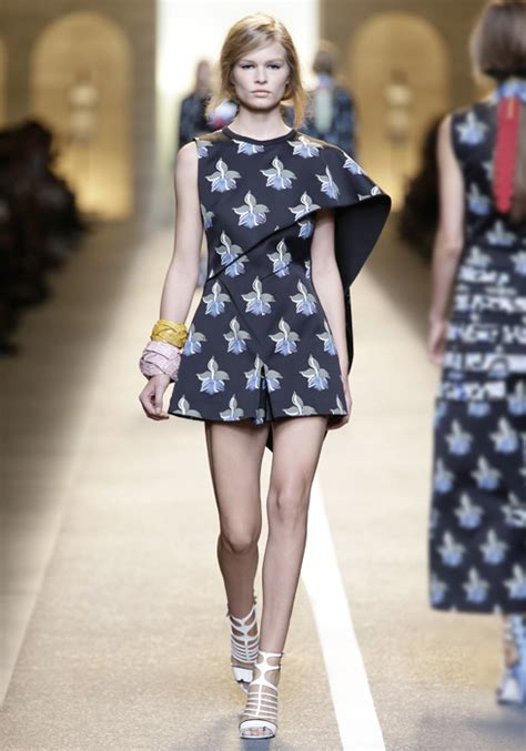 S Collection fendi 2015 s s collection report stylechosun