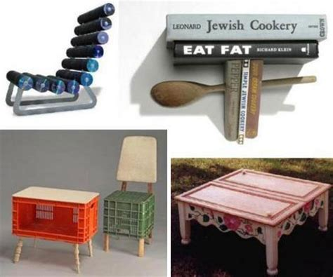 furniture recycling 20 creative unique recycled furniture designs ideas