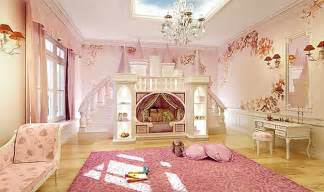 Girls ultimate disney princess theme room princess castle bed inspirations amp ideas for home