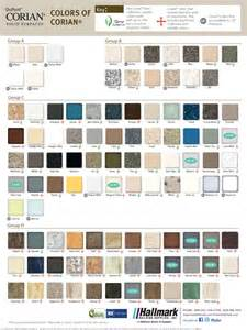 colors of corian color chart for custom orders corian window sills direct