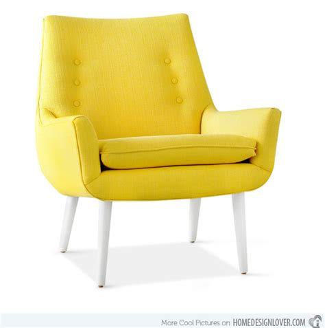 Single Arm Chairs Design Ideas 15 Modern Armchair Designs For Combined Comfort And Style Home Design Lover