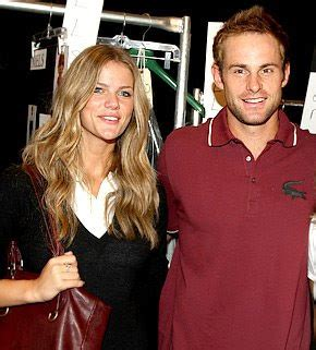 Andy Roddick Engaged To Swimsuit Model Decker by Hcfoo S Tennis Tennis Photos News