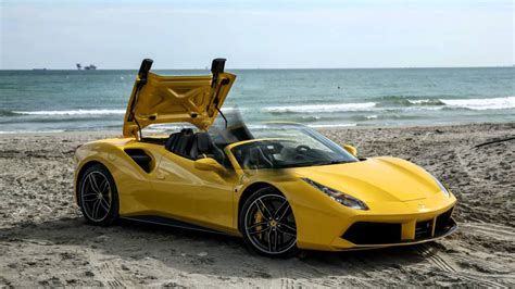 How Much Is A Ferrari by How Much Is A Ferrari 488 Spider At Carolbly