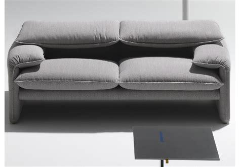 divano cassina maralunga 675 maralunga 40 divano 2 posti cassina milia shop