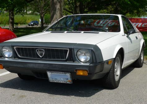 Lancia Scorpion For Sale Usa Classic Italian Cars For Sale 187 Archive 187 1976 Lancia