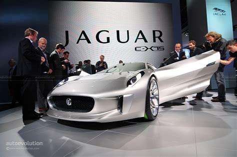 get the green light jaguar c x75 may get the green light autoevolution